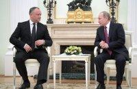 Întrevederea dintre Igor Dodon și Vladimir Putin la Moscova, 17 ianuarie 2017 Sursa foto