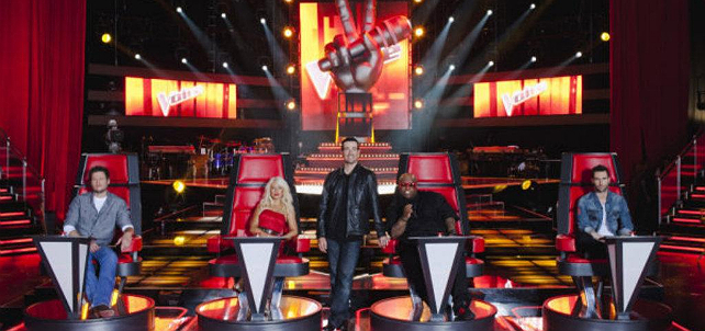 The Voice and Channel 9