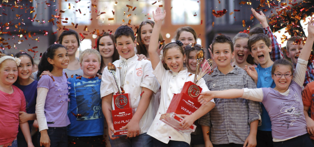 Junior Masterchef – The Final Week