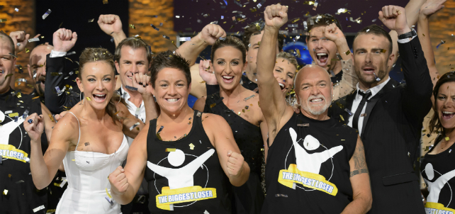 Biggest Loser 2012 – The Final Week