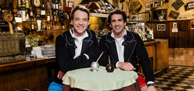 Hamish and Andy's #GapYearSouthAmerica