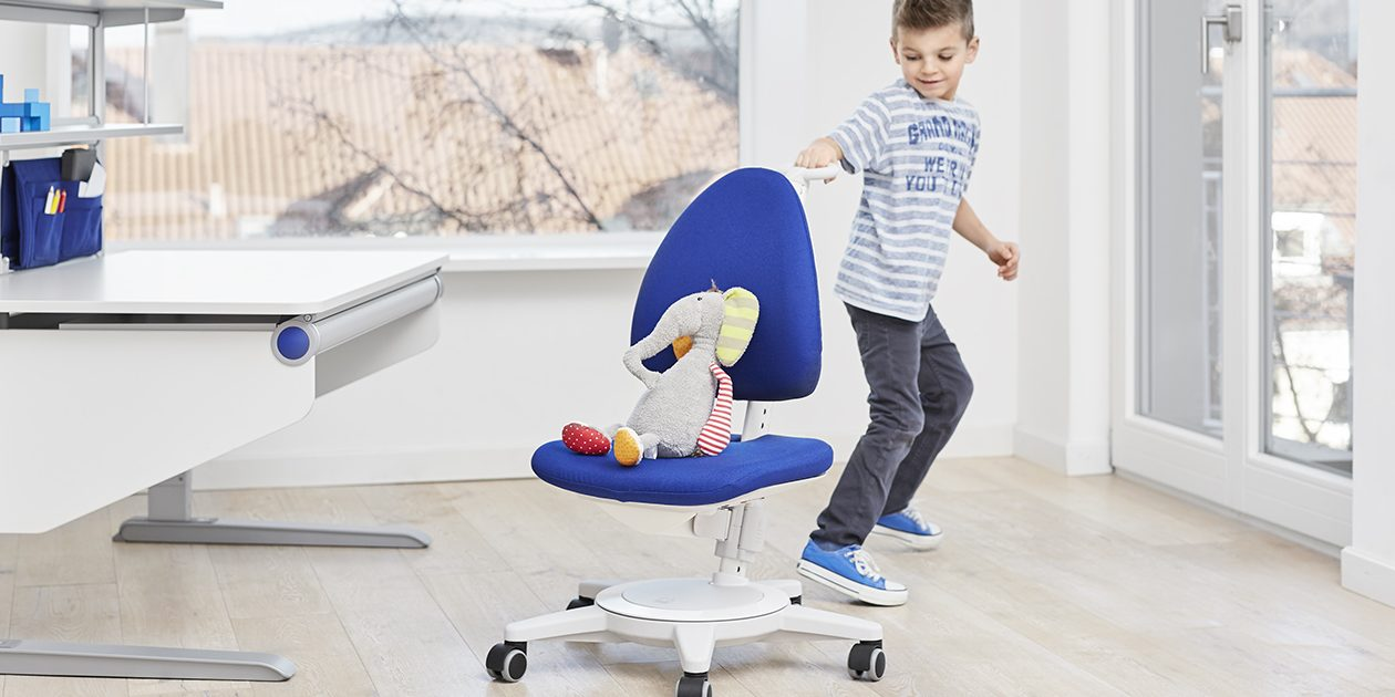 Moll Maximo Children Swivel Chair Moll Funktion