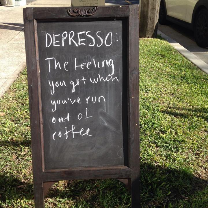 Depresso Look after yourselves people!! Dont let this happen tohellip