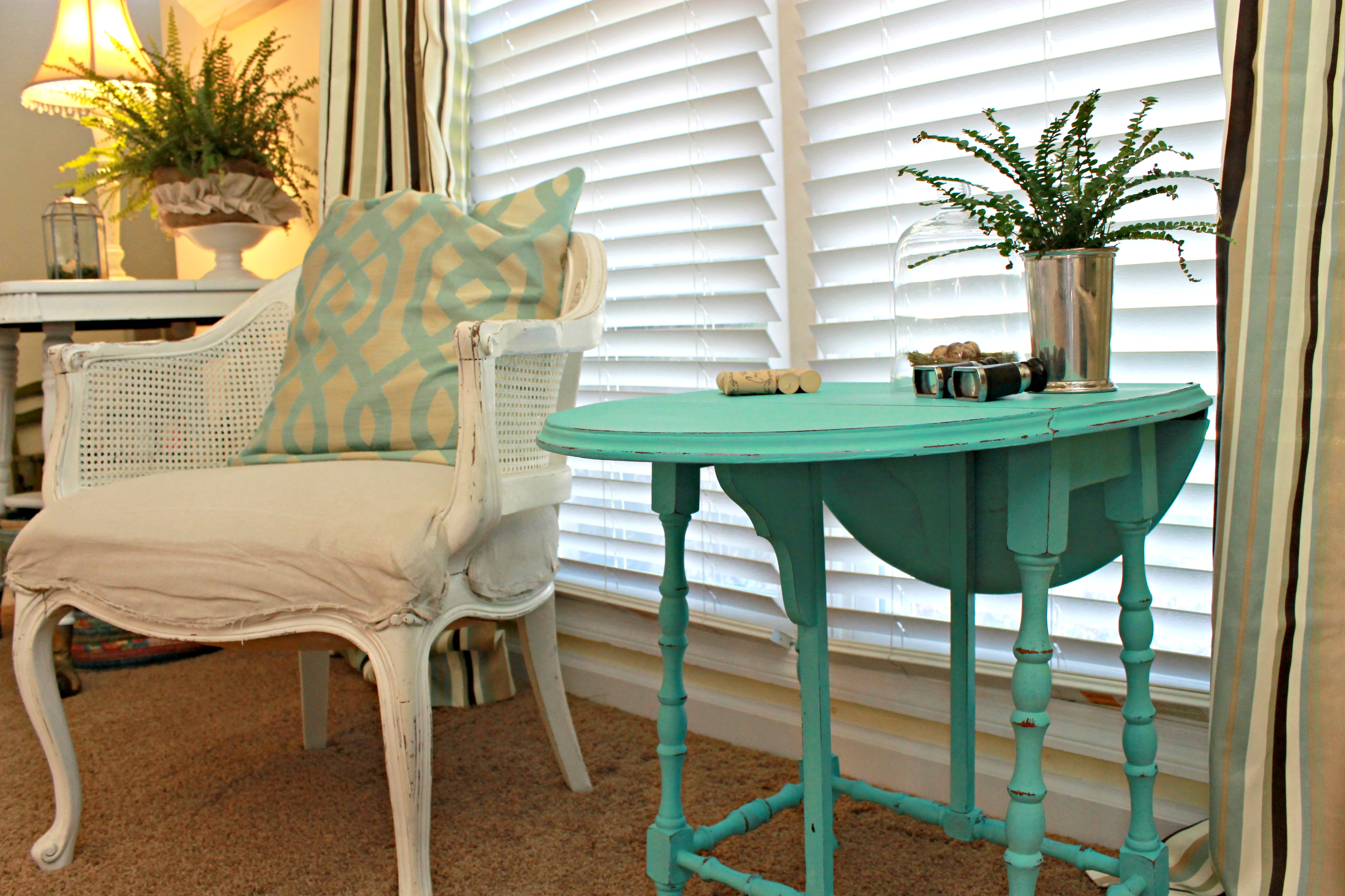 Painting Side Table Ideas Savvy Southern Style My Favorite Room Mom 4 Real
