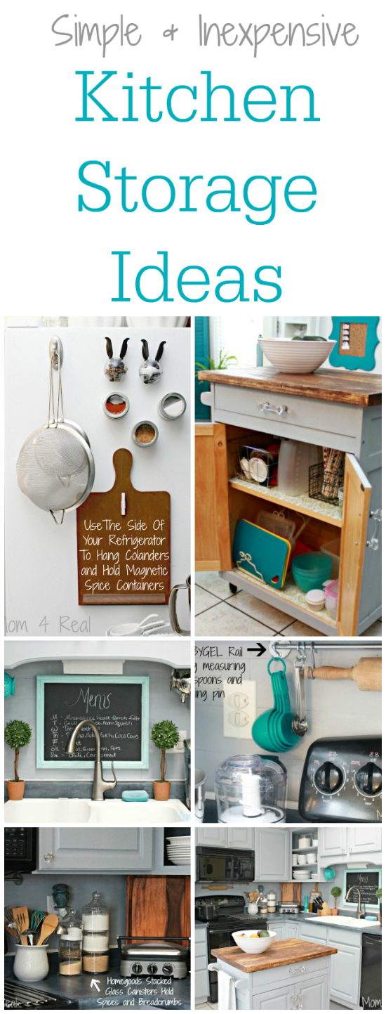 simple inexpensive kitchen storage ideas mom real simple diy kitchen organizing storage ideas decozilla