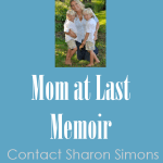 Mom at Last Memoir coming Soon page