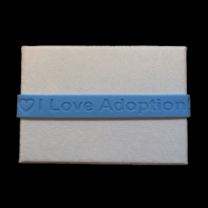 I Love Adoption Bracelet for Adoption Love