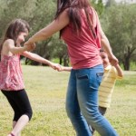 motherhood over 40 child play dates