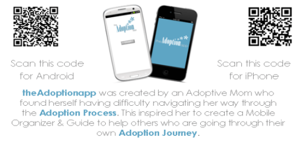 TheAdoptionApp for Android and iPhone