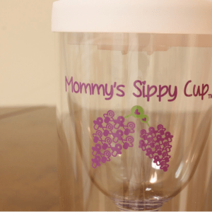 Mommys Sippy Cup for Mothers Day