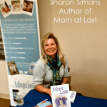 Mom at Last Book Signing