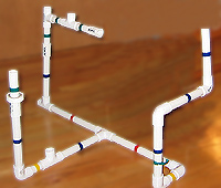 Kids' Toys from the Hardware Store: PVC Pipe Construction ...