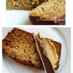 Banana bread.  Scratch recipe.
