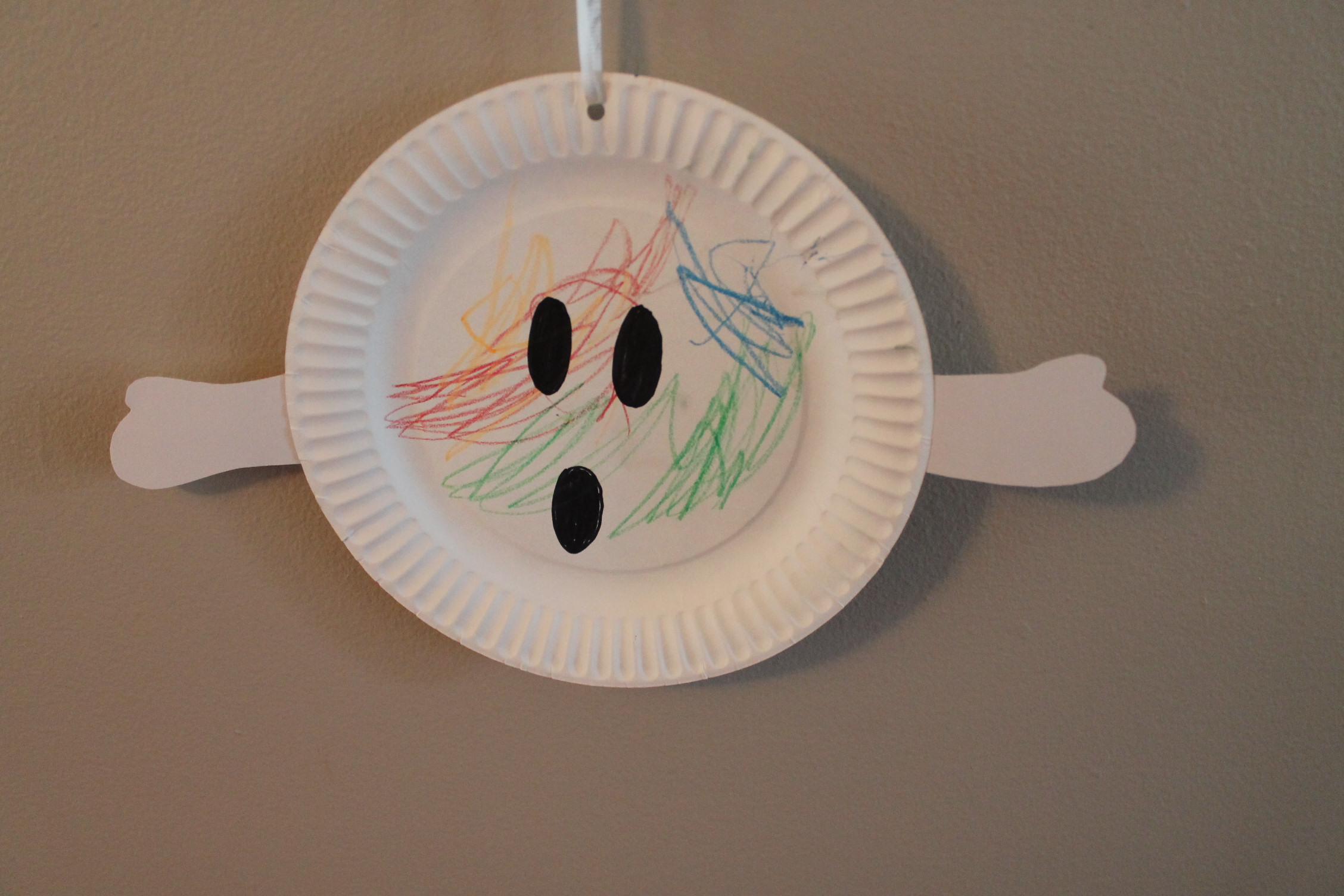 Halloween Paper Plate Crafts Momeefriendsli