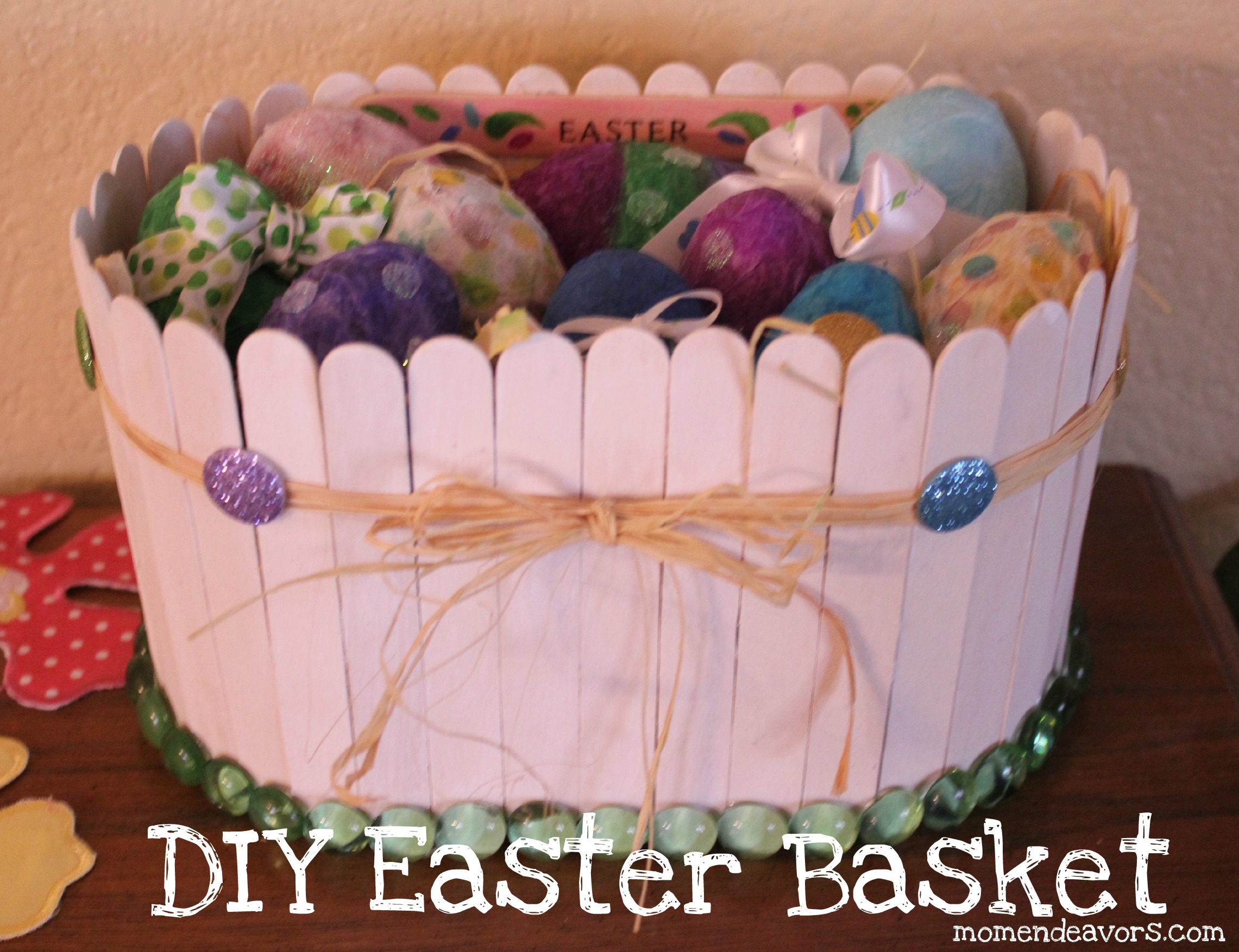 Diy Balkonmöbel Scribble Shop Challenge Diy Easter Basket