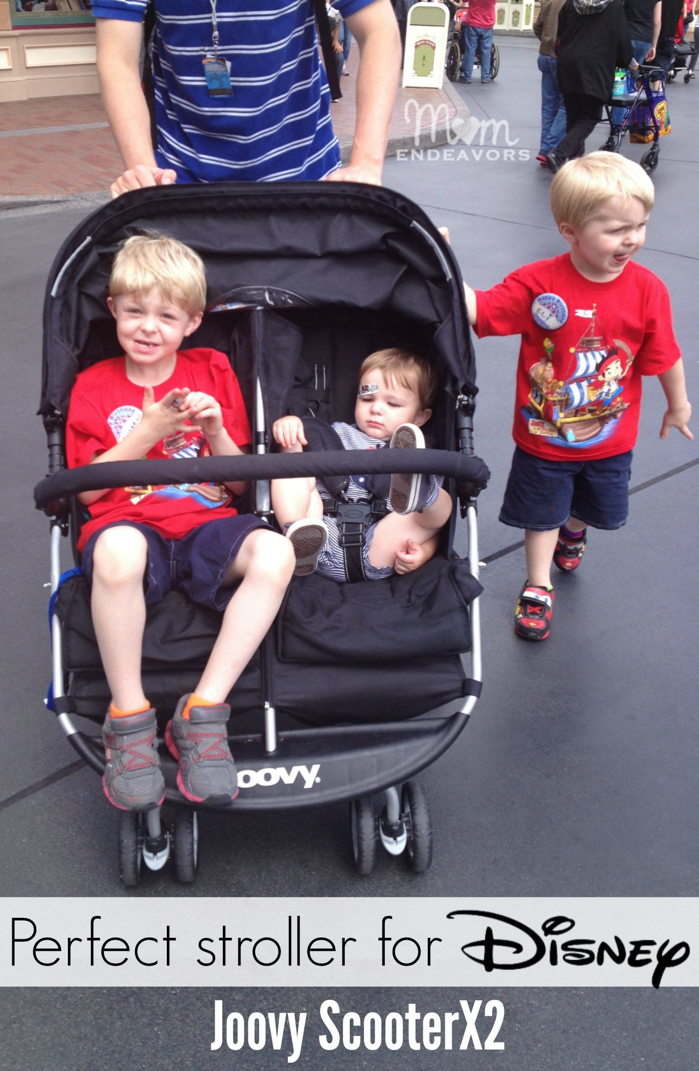 Travel Stroller Recline The Perfect Double Stroller For A Disney Trip – Joovy