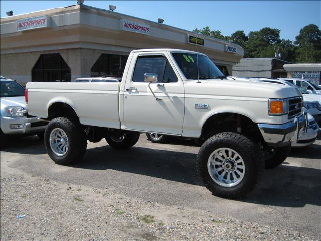 1989 Ford F250 - Information and photos - MOMENTcar