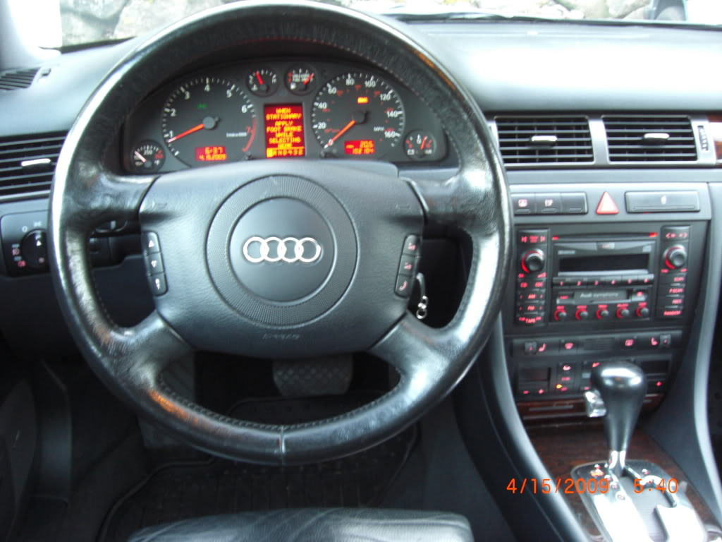 Audi S8 Interieur 2001 Audi A6 - Information And Photos - Momentcar