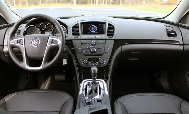Buick Regal - Information and photos - MOMENTcar
