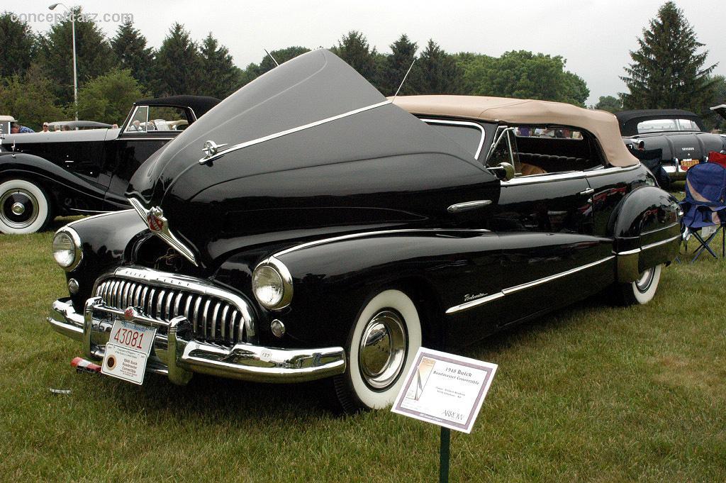 1946 Buick Roadmaster - Information and photos - MOMENTcar