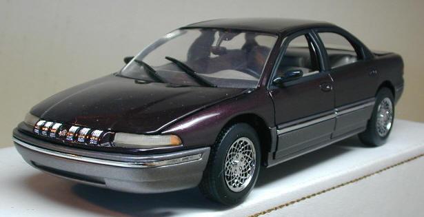 1992 Chrysler Concorde Wiring Schematic Diagram