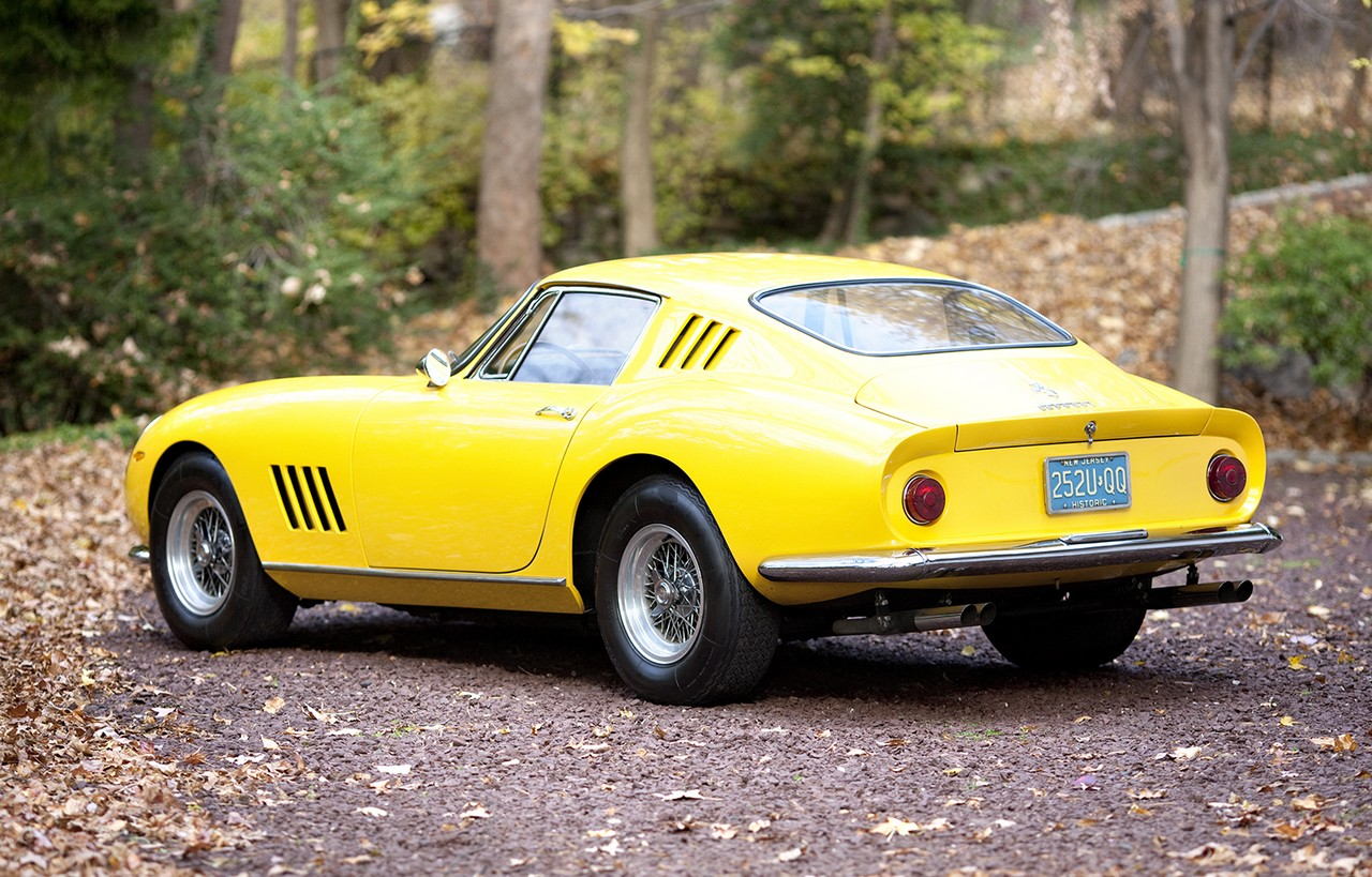 Classic Car 4k Wallpapers Ferrari Gtb 337px Image 7