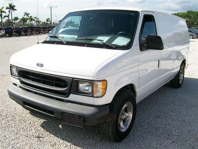 1999 Ford Econoline E350 1999 ford e350 econoline van 1999 ford