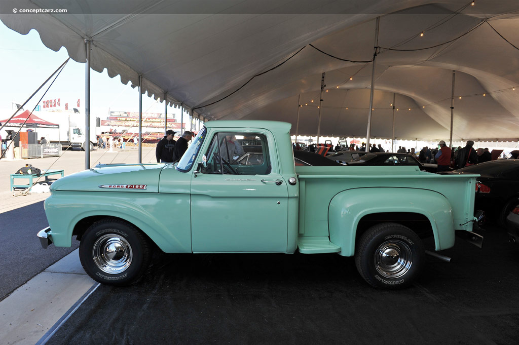1961 Ford F100 - Information and photos - MOMENTcar