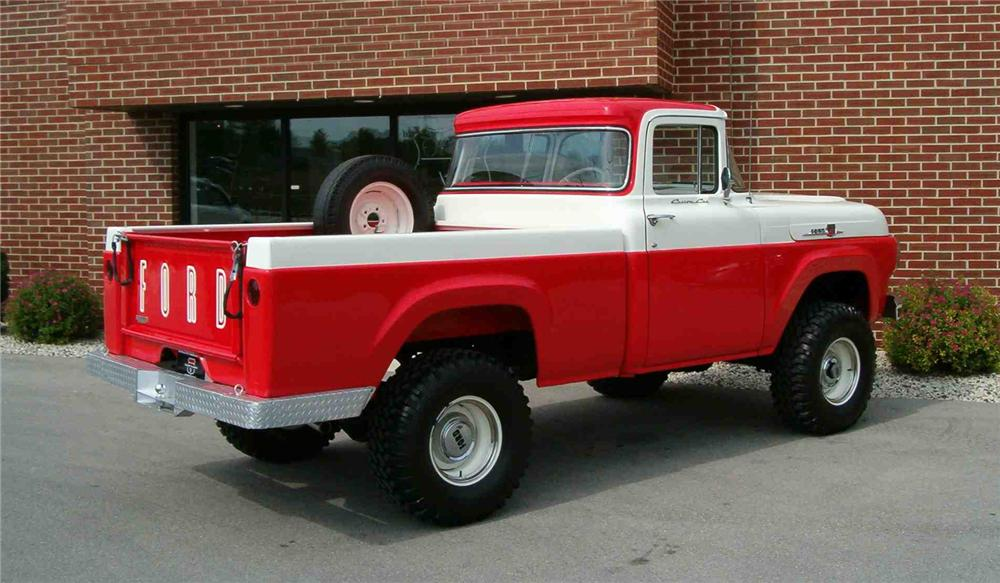 FORD PICKUP - 99px Image #10