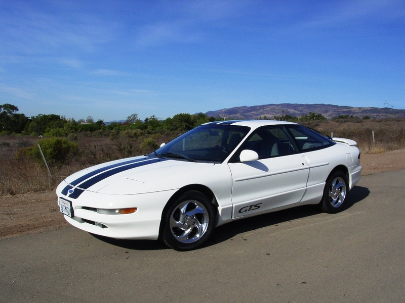 FORD PROBE - 332px Image #7