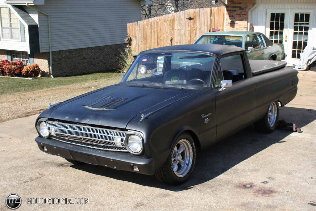 FORD RANCHERO - 248px Image #4