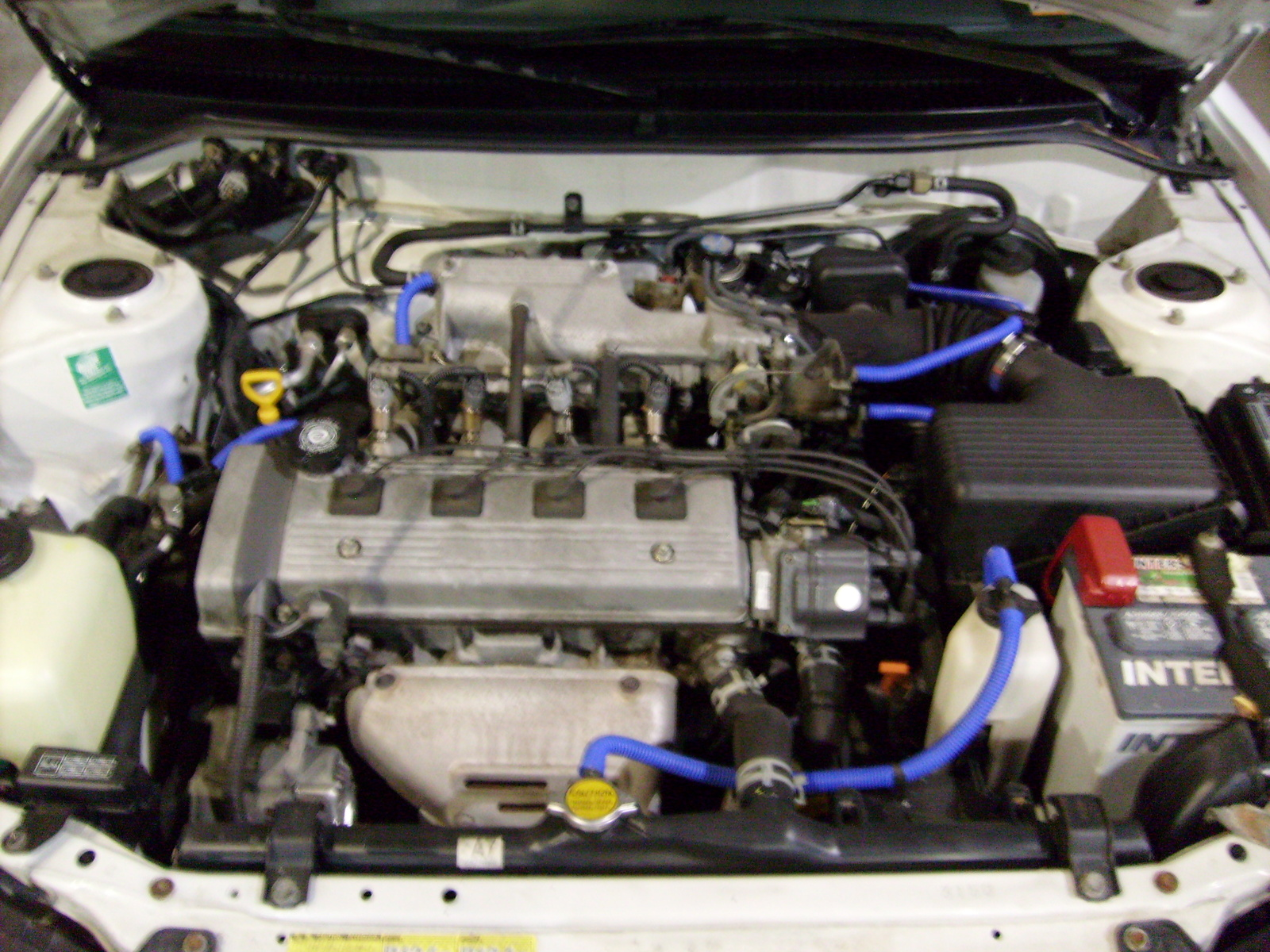 1992 geo tracker engine diagram