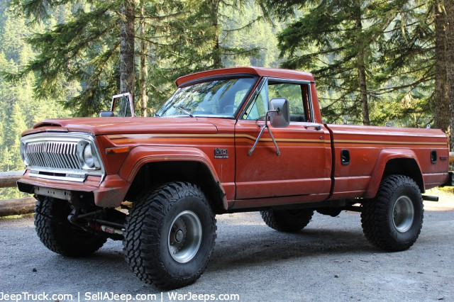 Jeep J10 - Information and photos - MOMENTcar