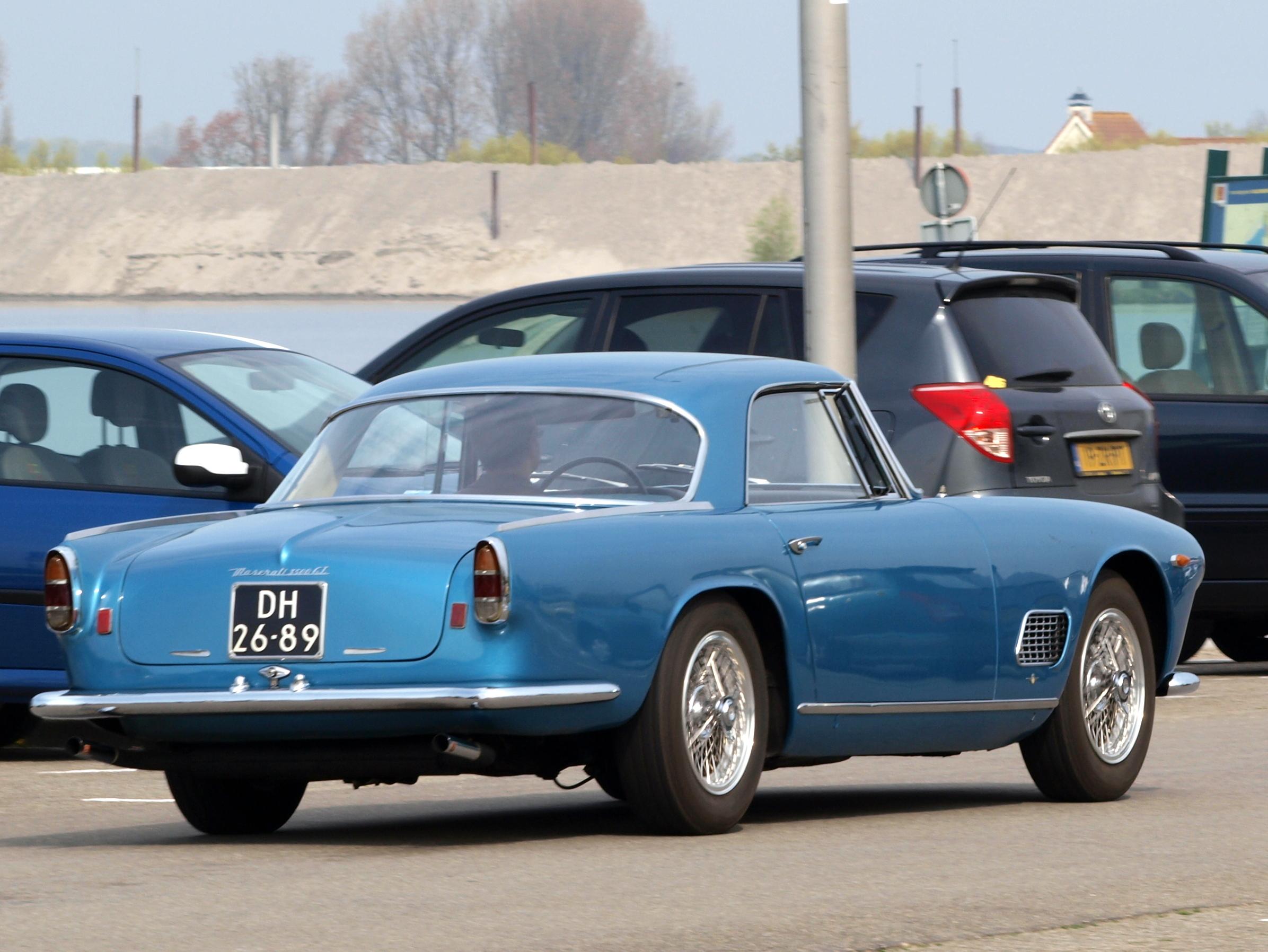 1965 maserati sebring information and photos momentcar - 1960 Maserati 3500 Information And Photos Momentcar