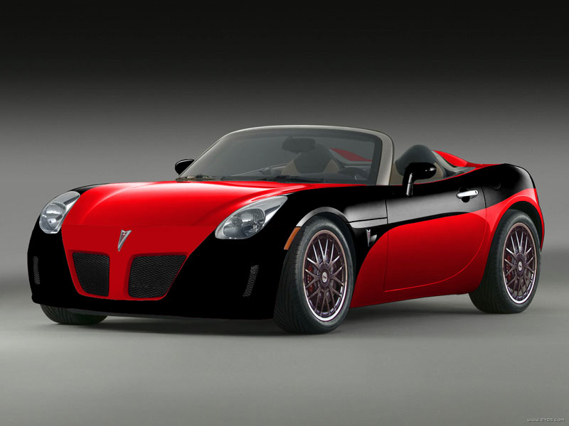 Pontiac Solstice - Information and photos - MOMENTcar
