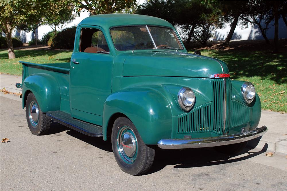 1957 Cars Restored Or Wallpapers 1946 Studebaker Pickup Information And Photos Momentcar