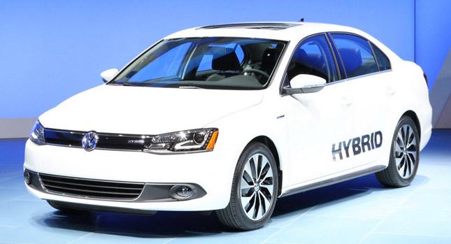 Volkswagen Jetta Hybrid - Information and photos - MOMENTcar