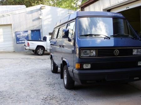 1990 Vw Bus