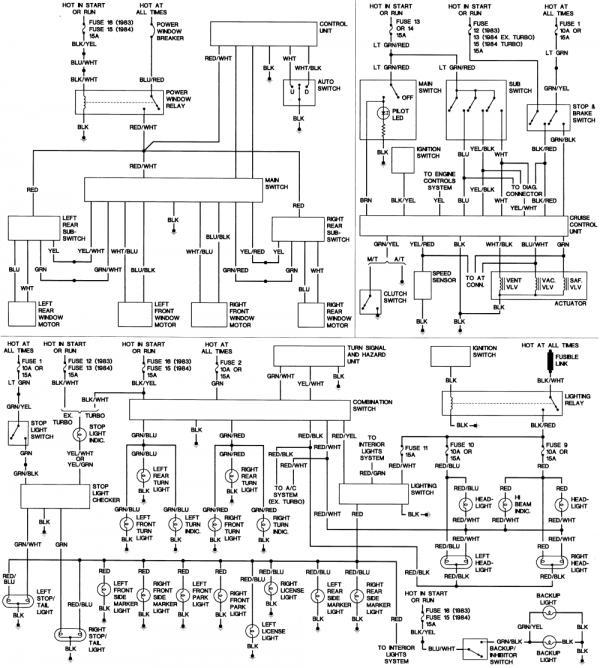 Panoz wiring diagram