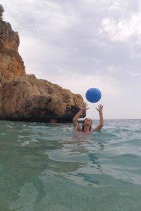 caña moraig benitatxell balon playa