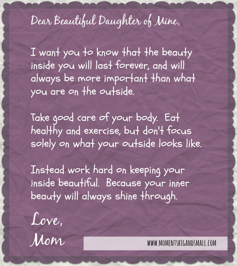 Letter To My Daughter About Loving Her Body   Mom Bloggers Club HLZ3f6Xt