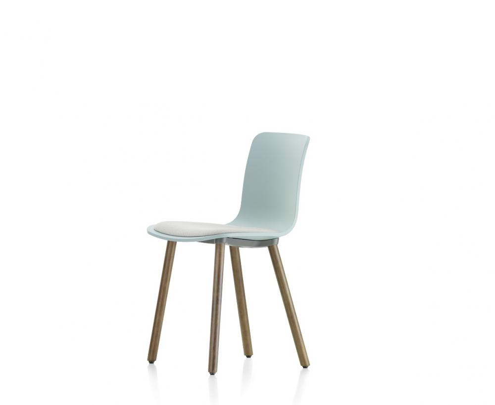 Vitra Hal Wood Stoel Hal Kollektion Moments Furniture