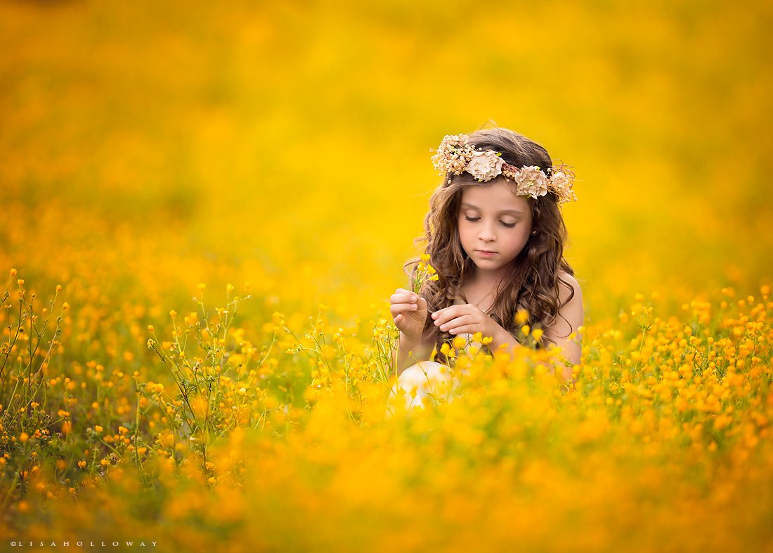 The Yellow Wallpaper Quotes About Her Journal The Magical Portraits Of Children In Nature By Lisa Holloway