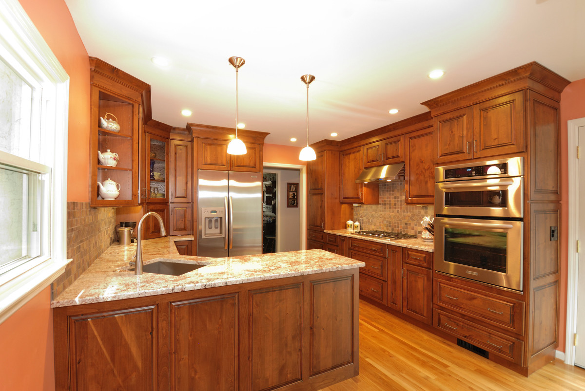 recessed lighting kitchen placement can lights in kitchen Small