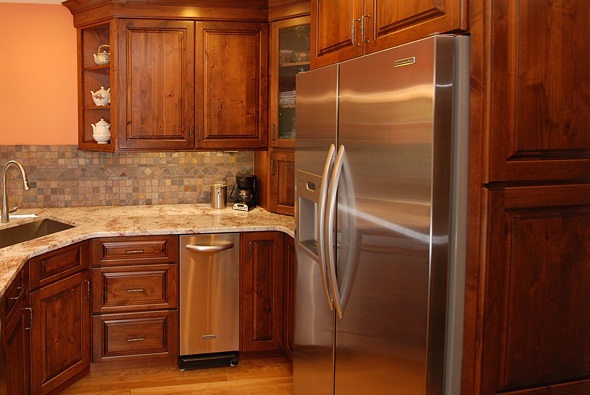 Kitchen Cabinets Around Refrigerator Refrigerator Basic Options Explained Momentum Construction