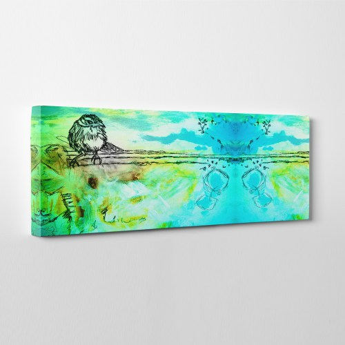 Medium Of Panoramic Canvas Prints