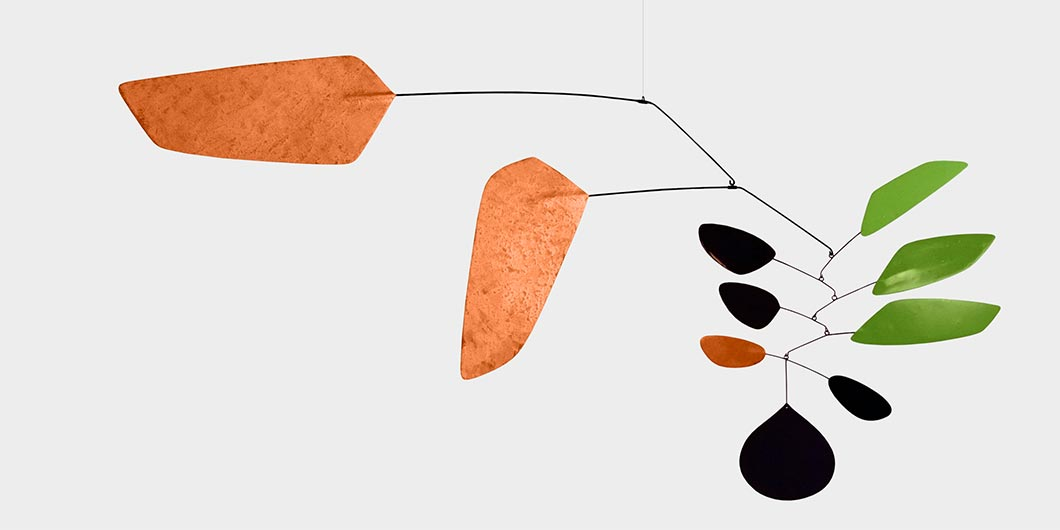 Luno, Hanging Mobile by MomentumMobiles