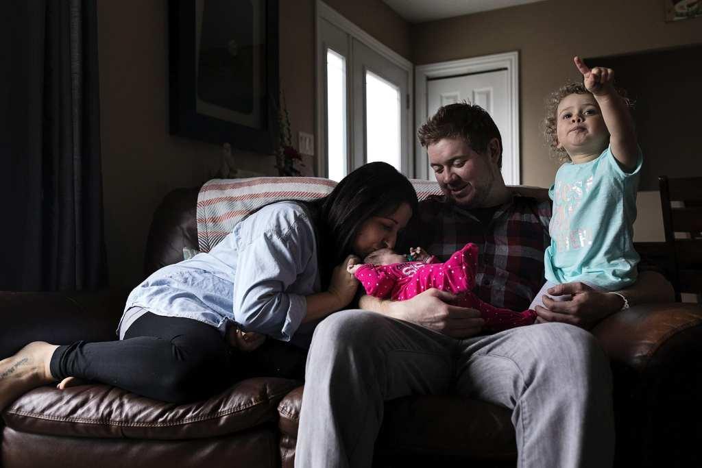 Ottawa Area Family Photojournalism - O'Shaughnessy (1)