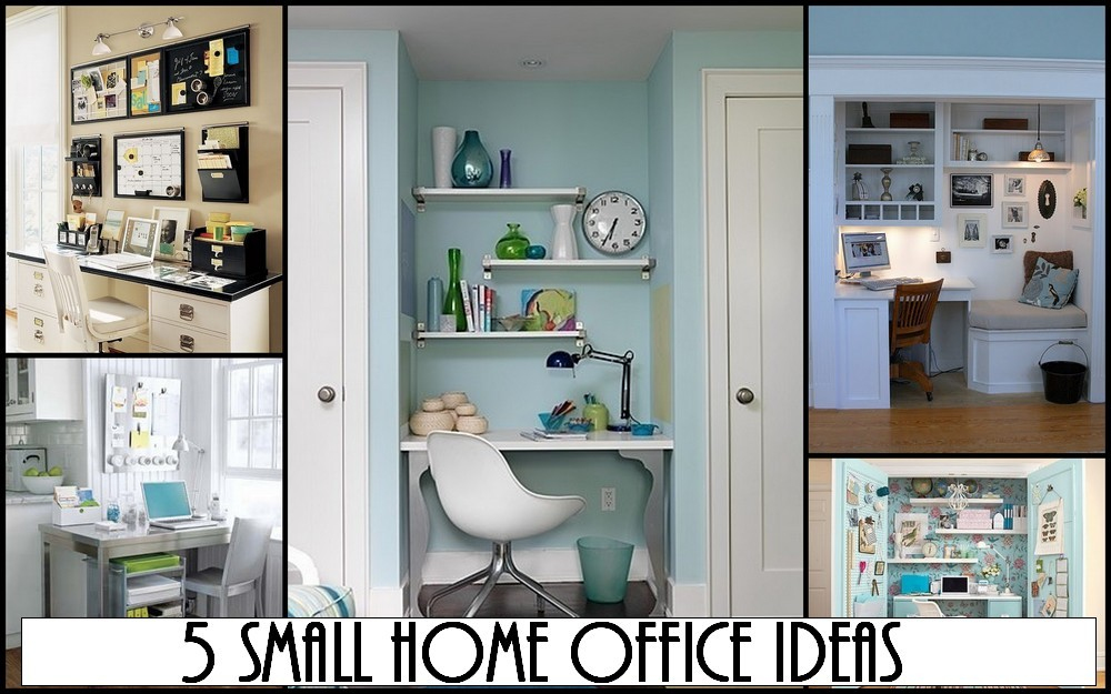Small Office Organization Ideas Image