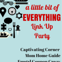 A Little Bit of Everything Link Up Party (April 1)